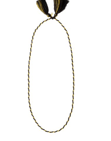 CO-110.G - Collier  RODEO DRIVE (Gold/Black)