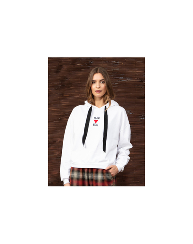 H2008SWIL WH - Sweat (White)