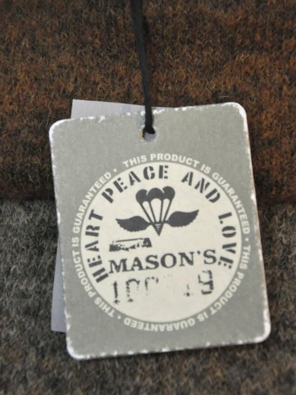 Mason's - 2GM1110 MT110 060 - Veste MAGLIA (Oro)