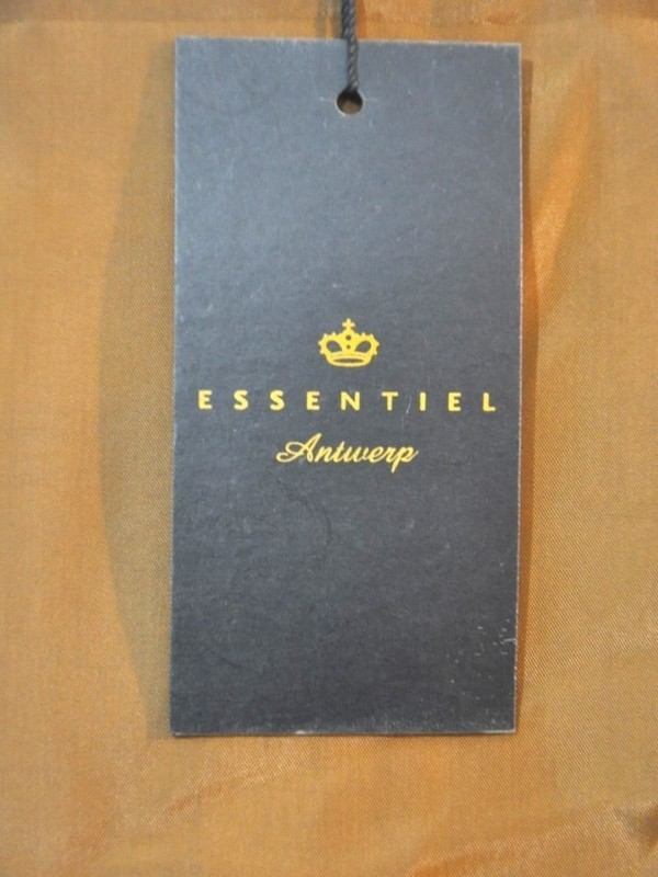 Essentiel Antwerp - M-PERINE  CO06 - Blouson daim (Cognac)