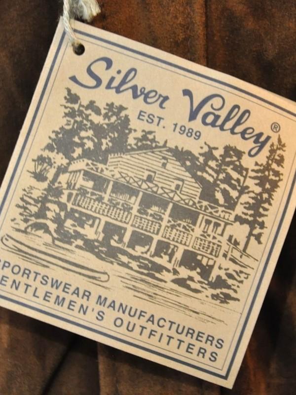 SILVER VALLEY  - COWSHIRT - Surchemise daim (Camel)  LIQUIDATION