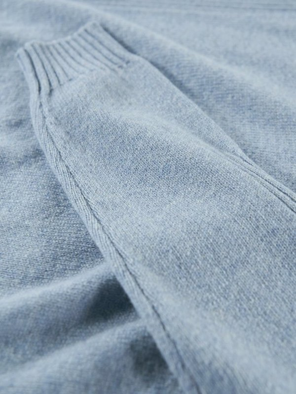 Essentiel - M-NIKKI GP12 - PULL (Bleu pâle)
