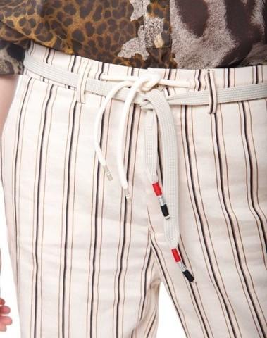4PNT3L290 MT292 161 - Pantalon NEWYORKEASY (Panna)