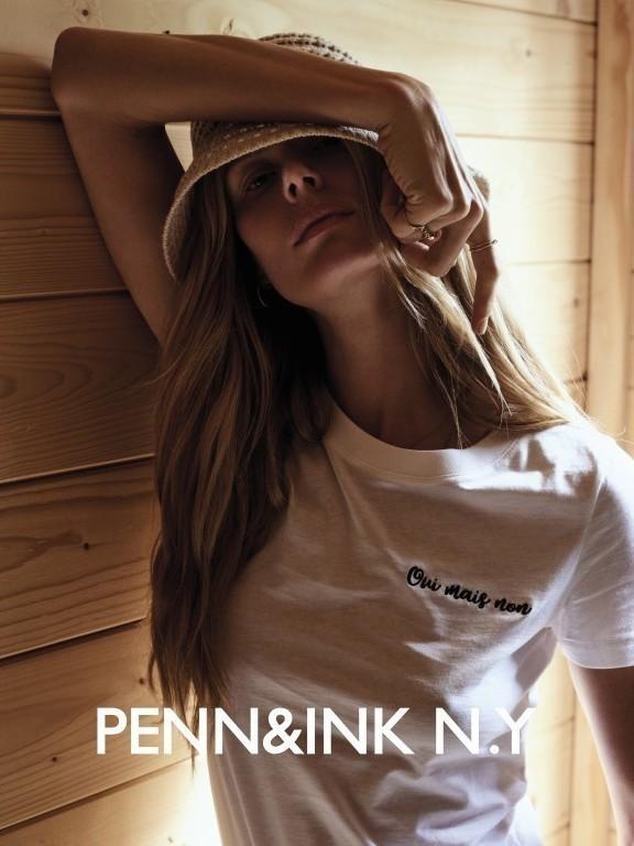 S21F897 01/90 - Tshirt (White/black)