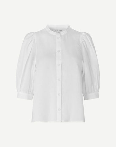 F21100207 10545 - Mejse shirt (Bright white)