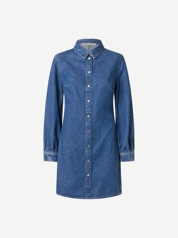 F21100222 00081 - Moonstone dress (True blue)