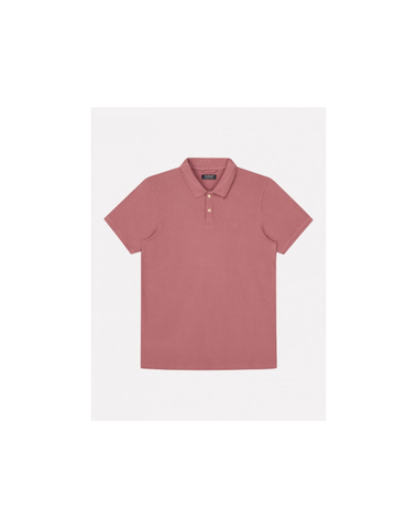 202644 436 - Bowie Polo (Old Rose)