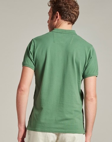 202644 532 - Bowie Polo (Ivy Green)
