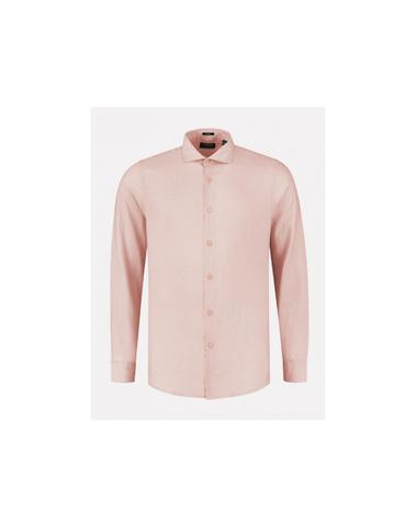 303426 429 - Jagger Shirt Linen (Lt. Pink)