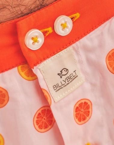 CA27 - Caleçon ( Fruity orange )