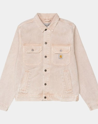 I029150 07EWD - Stetson Jacket  (Dusty brown)