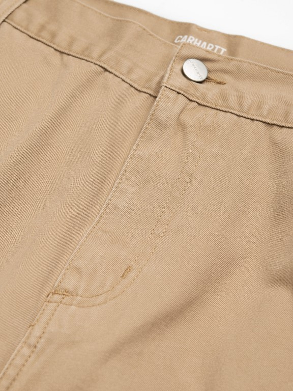I024892 7E06 - Ruck Single Knee Short  (Dusty Brown)