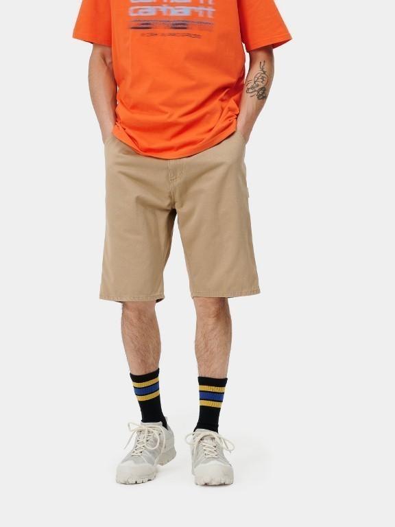 I024892 7E06 - Ruck Single Knee Short  (Dusty Brown)