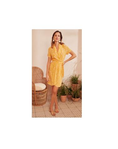 1E210415 IM690 - Robe ELISEA (Bellezza)