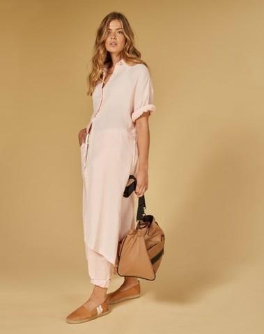 20-337-1201 1097 - Dress crinkle (Soft pink)