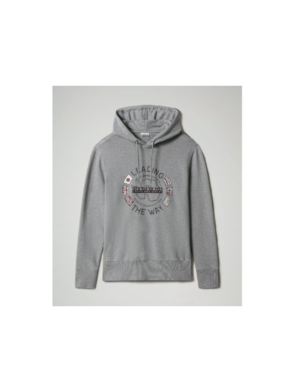 BALYA 160 - Sweatshirt (Medium Grey Mel.)