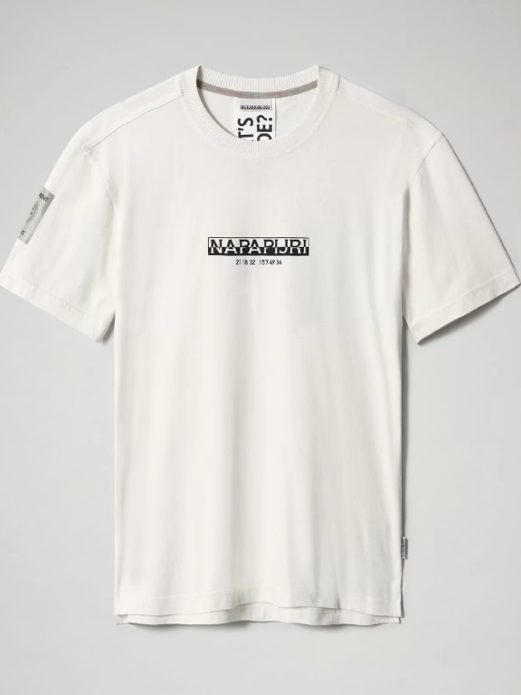 S-OAHU NA9 - Tshirt (New Milk)