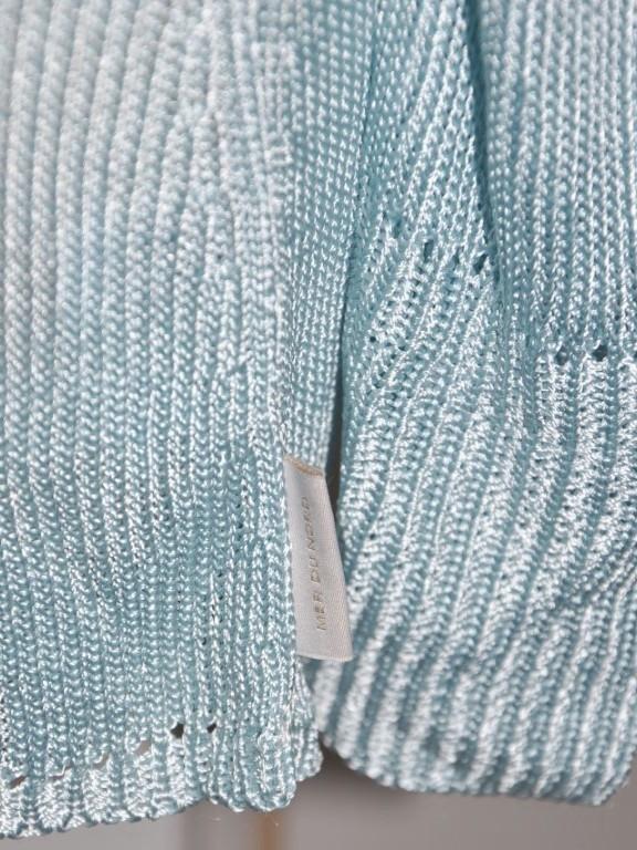 Mer du Nord - WO415DK73 K73 D52 - Pull (Light turquoise)