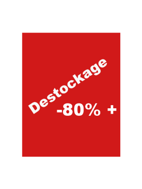 Déstockage Men -80%