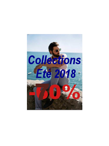 OUTLET Collections Hommes SS18