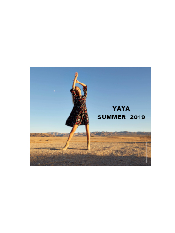Collection SUMMER 2019 YAYA