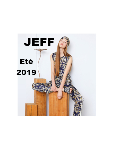 Collection SUMMER 2019 JEFF