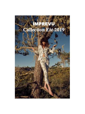 Collection SUMMER 2019 IMPREVU