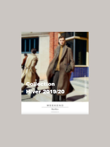 Collection AW19 MaxMara WEEKEND