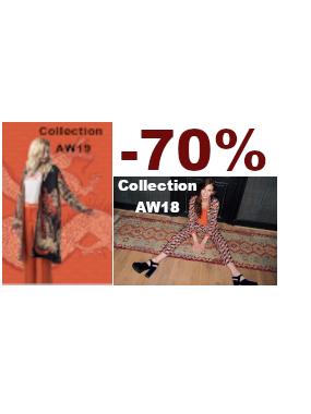Collections AW19-AW18 Imprévu